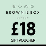 Gift Card - Variety Box of 6 Brownies incl Delivery