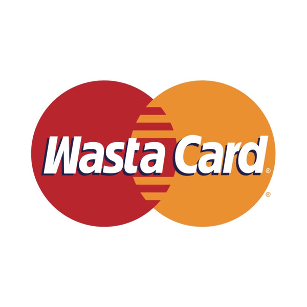Wasta Card T-Shirt