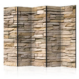 Paravento - Decorative Stone II [Room Dividers]