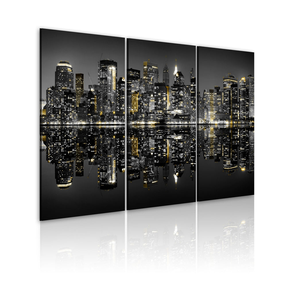 Quadro - Lampo di flash a New York