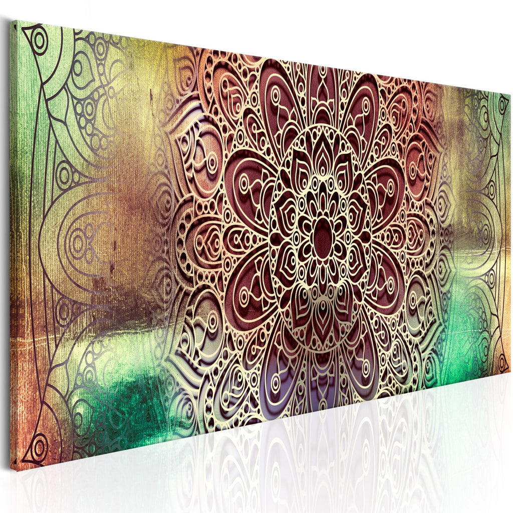 Quadro - Colourful Mandala