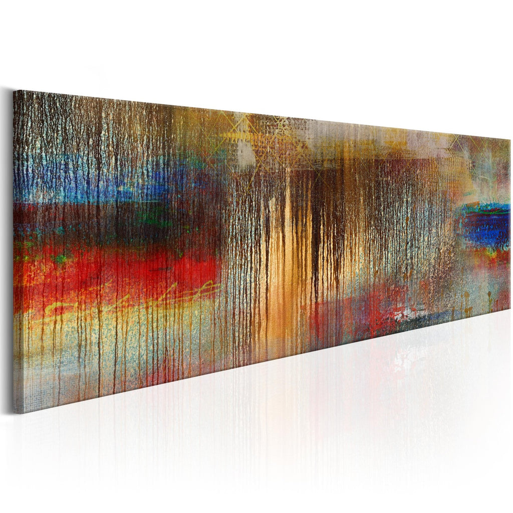 Quadro - Colourful Rainstorm