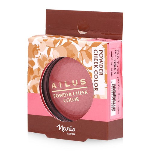 PHẤN MÁ NARIS AILUS POWER CHEEK COLOR PK2