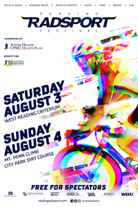 2019 Radsport Event Poster (Men)