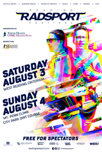 2019 Radsport Event Poster (Run)