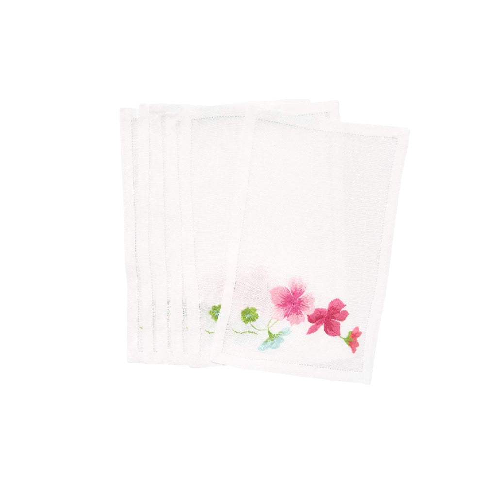 Capucines Cocktail Napkins
