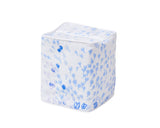 Bouquet Eclate Periwinkle Tissue Box Cover
