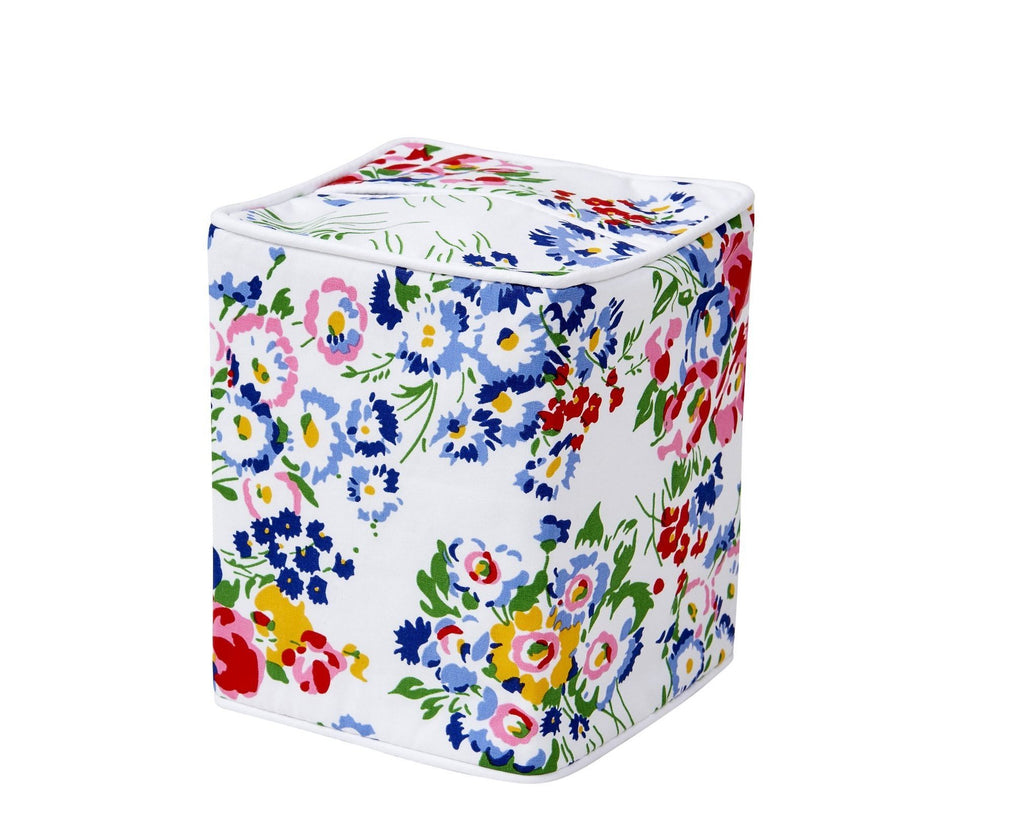 New York Mille Fleurs Tissue Box Cover