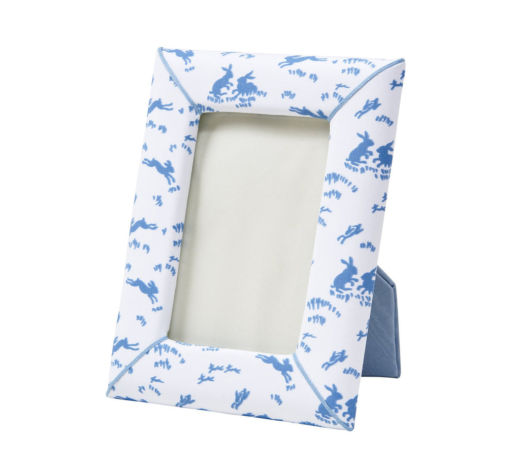 Blue Bunnies Picture Frame