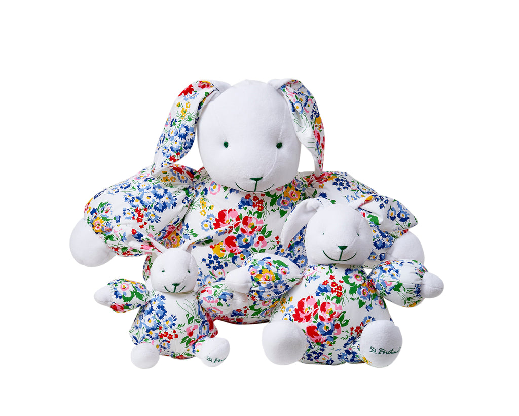New York Mille Fleurs Large Bunny