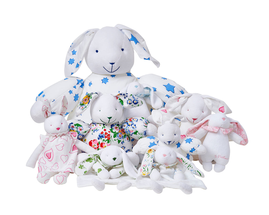 New York Mille Fleurs Medium Bunny