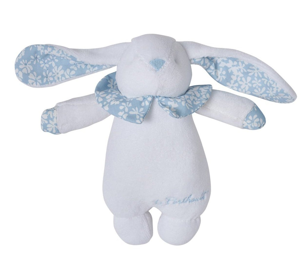 Liberty Blue Baby Rattle