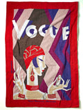 Vogue Beach Towel