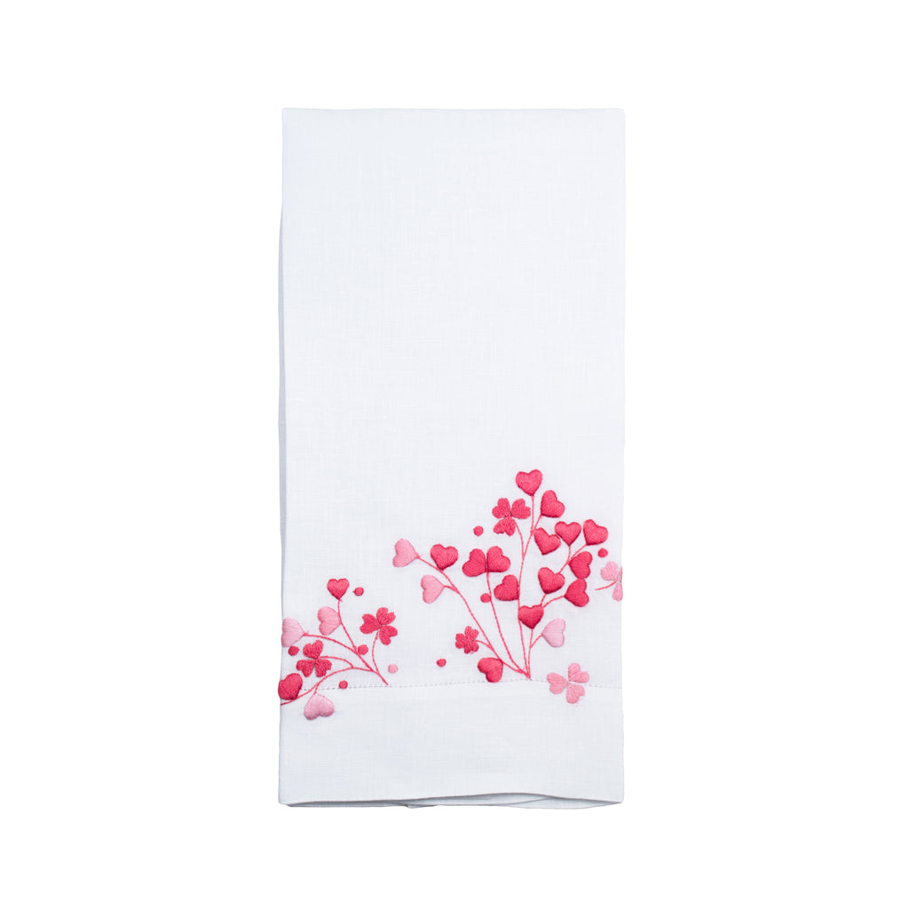 Anagramme Pink Guest Towel