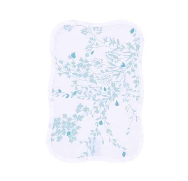 Jete de Fleurs DP Blue Printed Cocktail Napkin