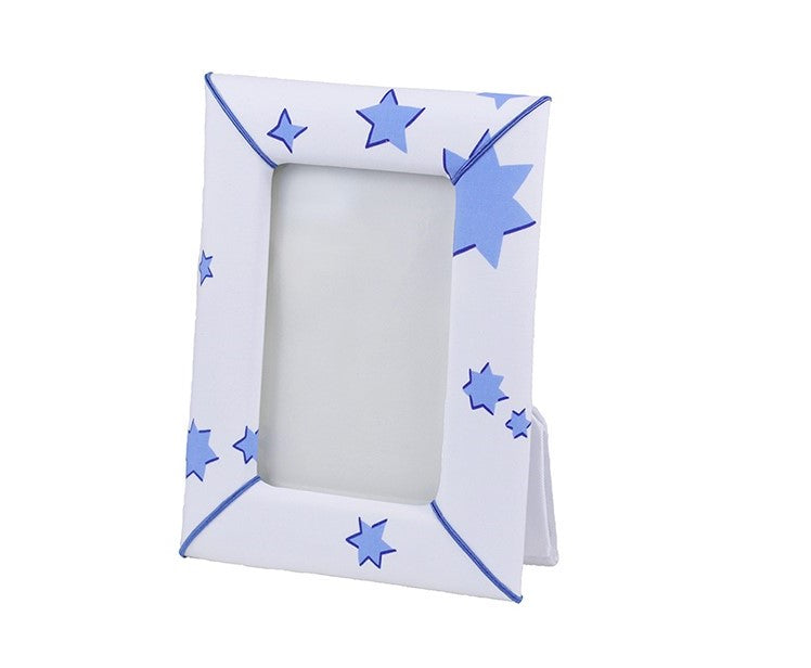 Etoiles Blue Picture Frame