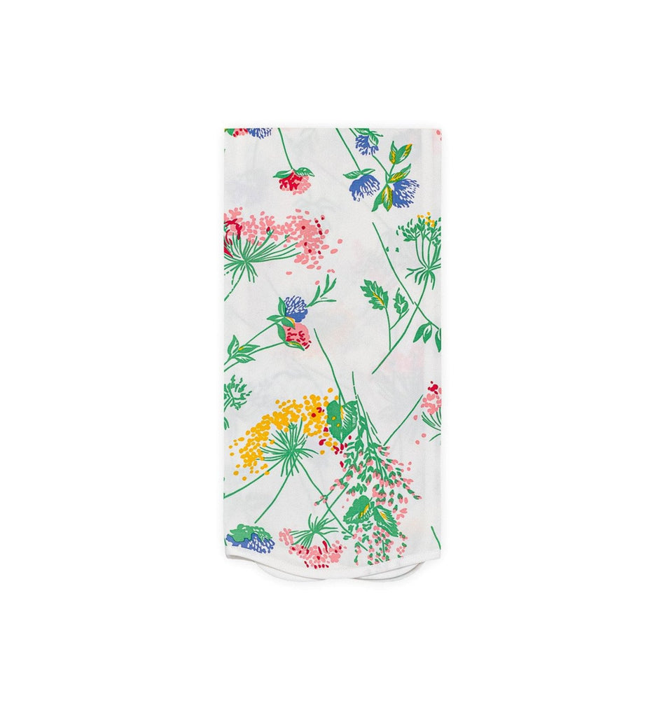 Chardons Luzerne Printed Guest Towel