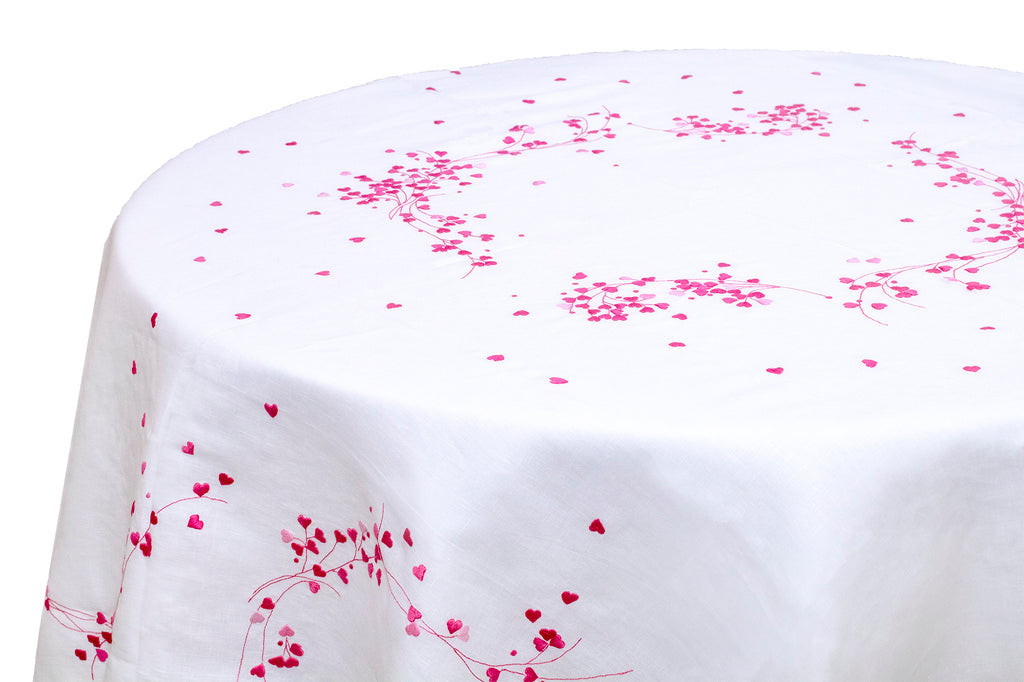 Anagramme Pink Tablecloth
