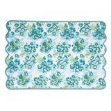 New York Mille Fleurs Blue/Green