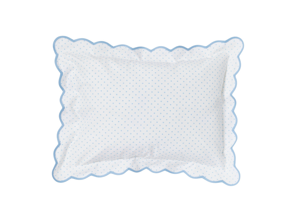Mini Confettis blue Bed Linens