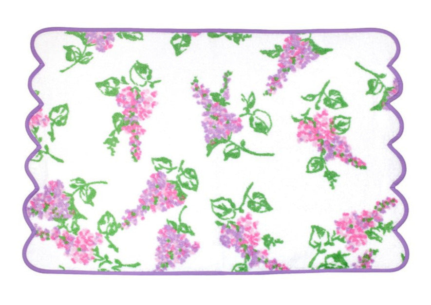 Lilas pink Towels