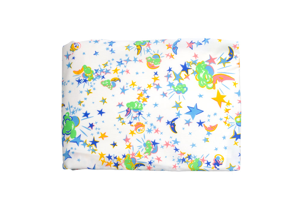 Moons & Stars Crib Sheets