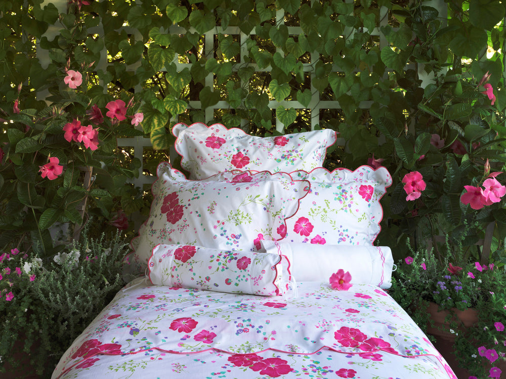 Fragrance pink Bed Linens