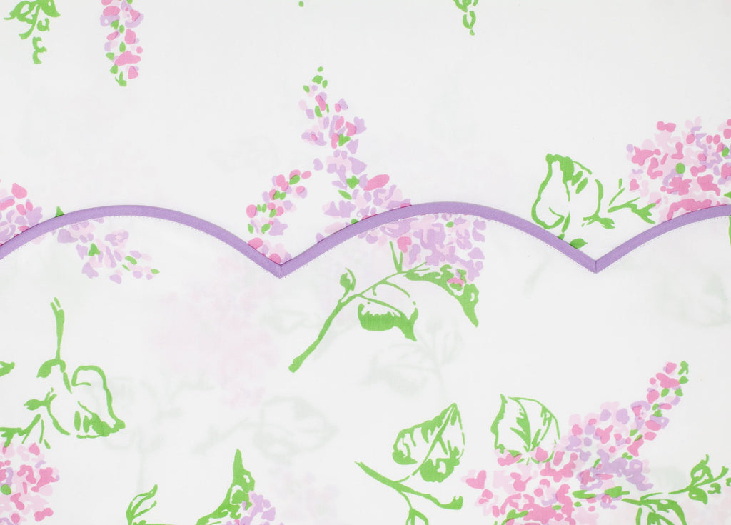 Lilas Pink/Lavender Bed Linens