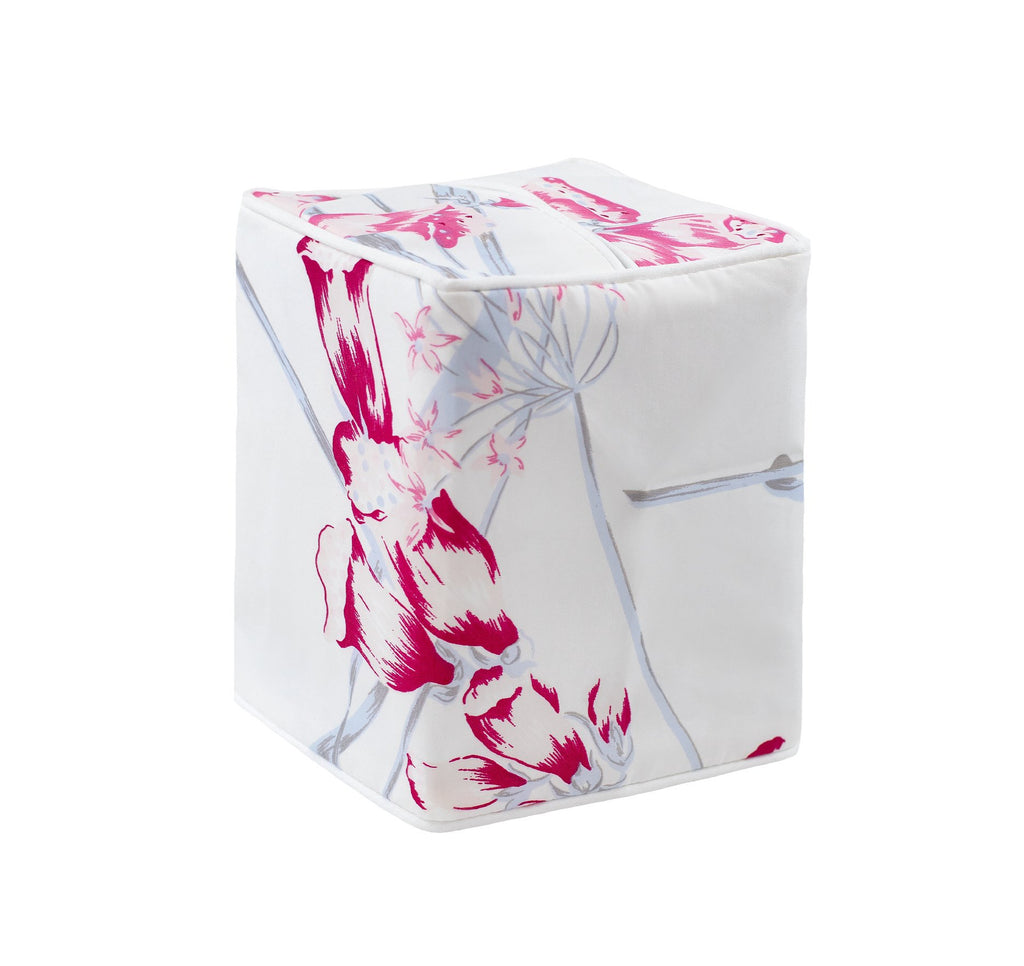 Digitales Cerise Tissue Box Cover