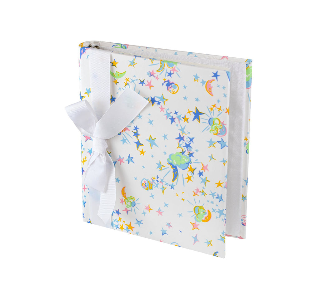 Moons and Stars Multi Baby Book