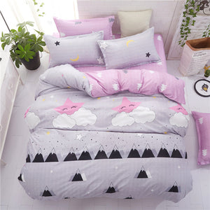 4 piece Bed Sheet Set (20 different colors)