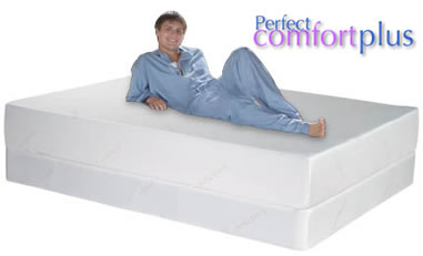 Perfect Comfort Plus Memory Foam Mattress
