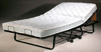 LuxurGuest Rollaway Bed