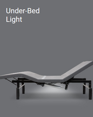 Adjustable Bed Light