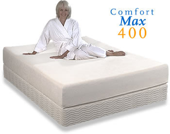 Comfort Max 400 Mattress for 350 - 400 lbs