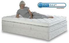 CoolMax Memory Foam Topper