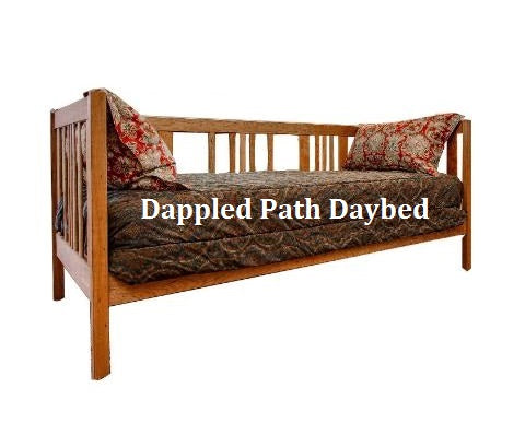 Dappled Path Wood Daybed Frame