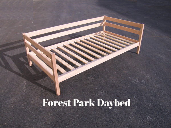 Ultimate Wood Daybed Frames Absolute Comfort On Sale