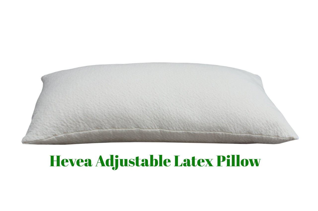 The Best Pillow is Adjustable