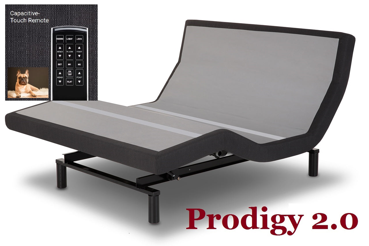 Adjustable Orthomatic Bed by Leggett Platt