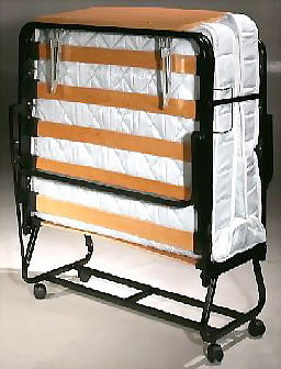 Ultimate Rollaway Bed On Wheels Absolute Comfort On Sale