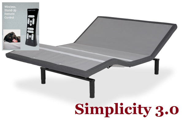 Adjustable Orthomatic Bed By Leggett Platt Absolute Comfort On Sale