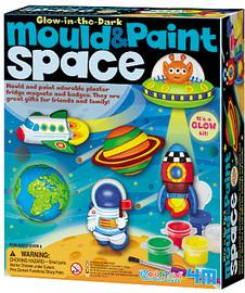 MOULD & PAINT SPACE GLOW-IN-THE-PARK