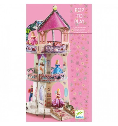 POP TO PLAY TORRE DJECO