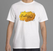 Load image into Gallery viewer, Salisia's Kloset Branded Print Short Sleeve T-shirt