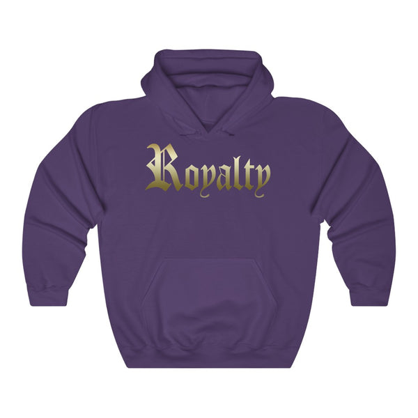 """Royalty"" Unisex Heavy Blend™ Hooded Sweatshirt"