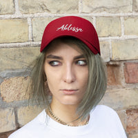 """Ablessn"" Unisex Twill Hat"