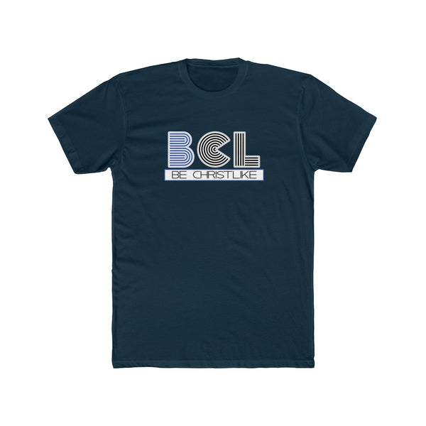 BCL: -Men's Cotton Crew Tee