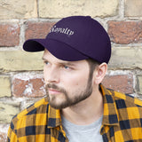 "Unisex ""Royalty"" Twill Hat"