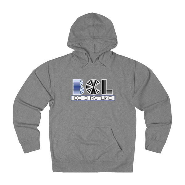 """Be ChristLike"" Unisex French Terry Hoodie"